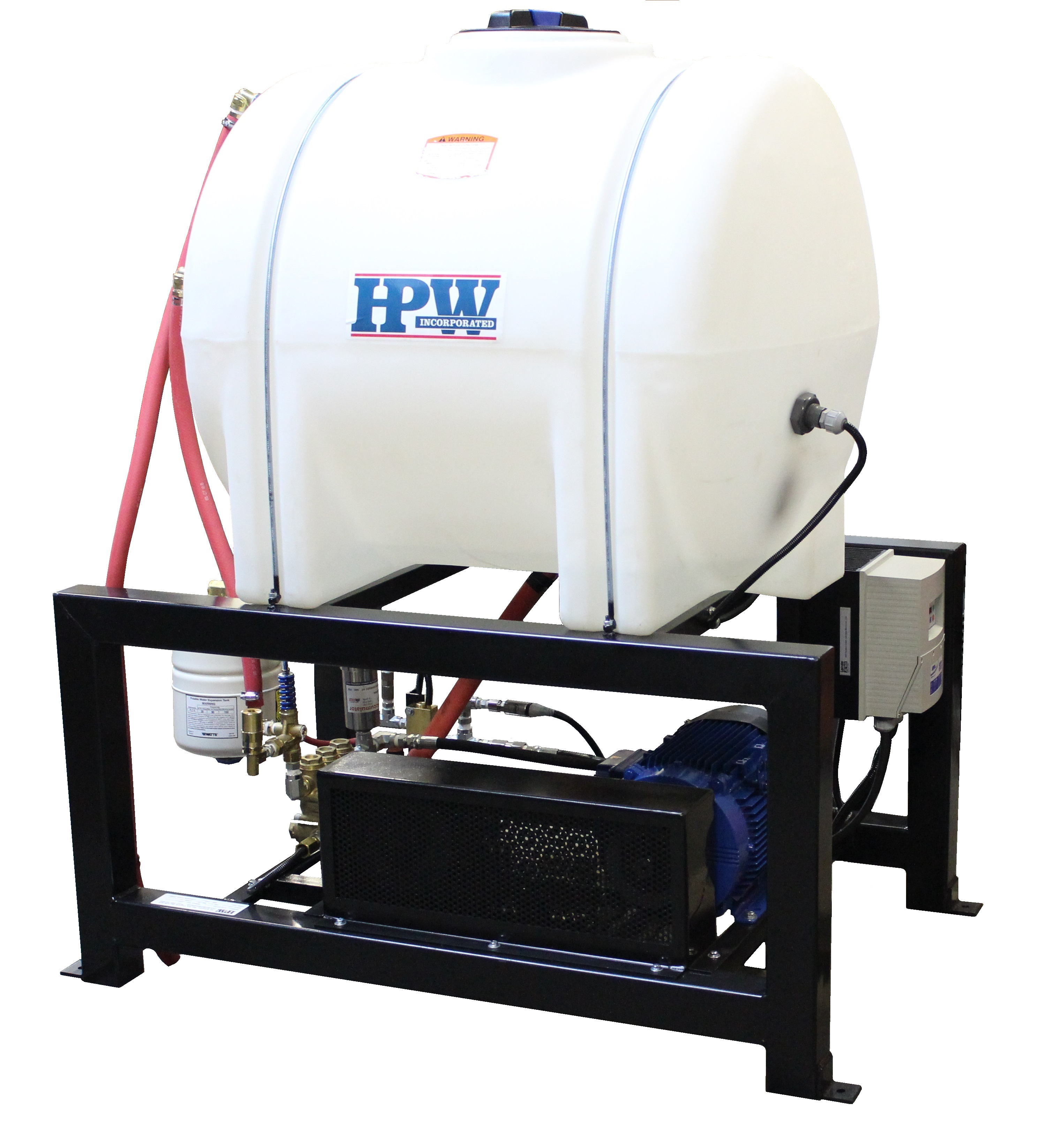 Consider Inlet Feed Tanks For Pressure Washer Equipment
